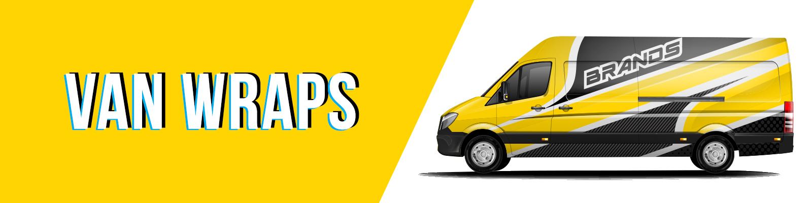 Vans Vehicle Wrap