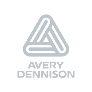 avery vinyl logo