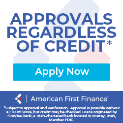 Financing Available! Click here to apply!