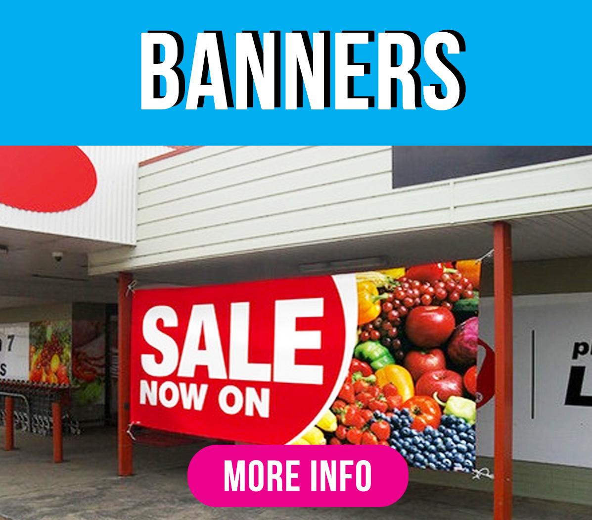 Banners Green Mango Graphics
